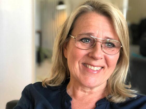 Psykoterapeut Jeanette Moe Frank